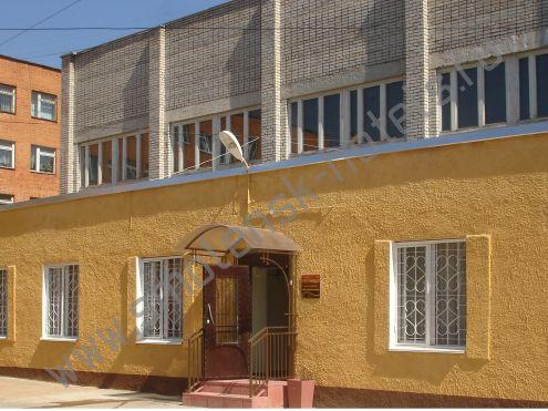 Здание гостиницы Ника