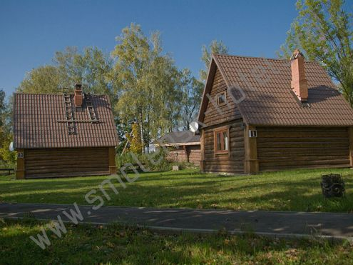 Cottages for 2 persons