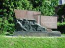 Мемориальный знак в честь освобождения Смоленщины от фашист